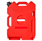 RotopaX™ 2-Gallon Red Gasoline/Fuel Can (single) [RX-2G]