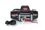 WARN™ VR EVO 8000 8,000LB Jeep Recovery Winch with Steel Cable and Roller Fairlead [WARN-103250]