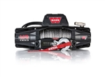 WARN™ VR EVO 8000-S 8,000LB Jeep Recovery Winch with Synthetic Rope and Hawse Fairlead [WARN-103251]